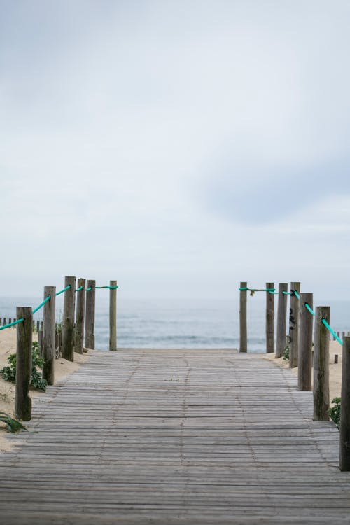 Základová fotografie zdarma na téma cesta, klid, krajina, pláž