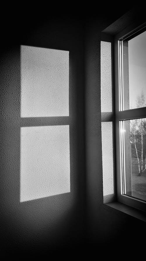 Gratis stockfoto met binnen, binnenshuis, eenkleurig, muur