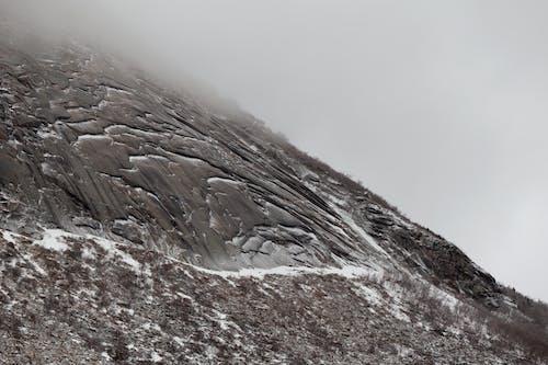 Foto stok gratis batu, di luar rumah, dingin, gunung