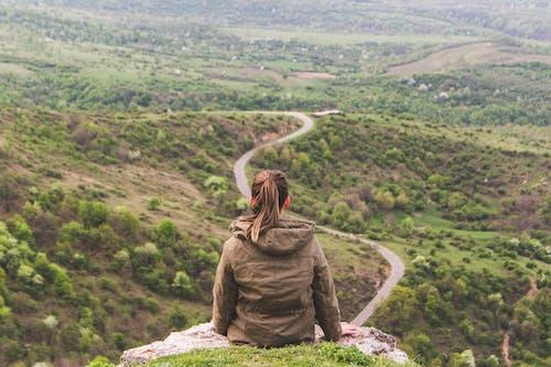 Бесплатное стоковое фото с долина, дорога, живописный, за городом