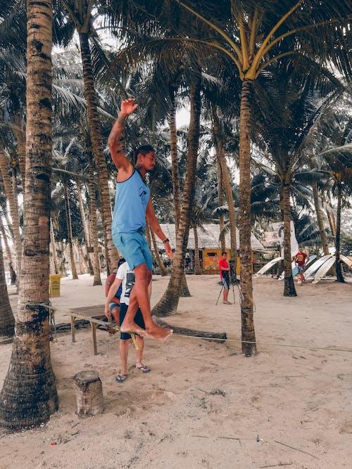 Ảnh lưu trữ miễn phí về bãi cát, cân bằng, cân đối, cát