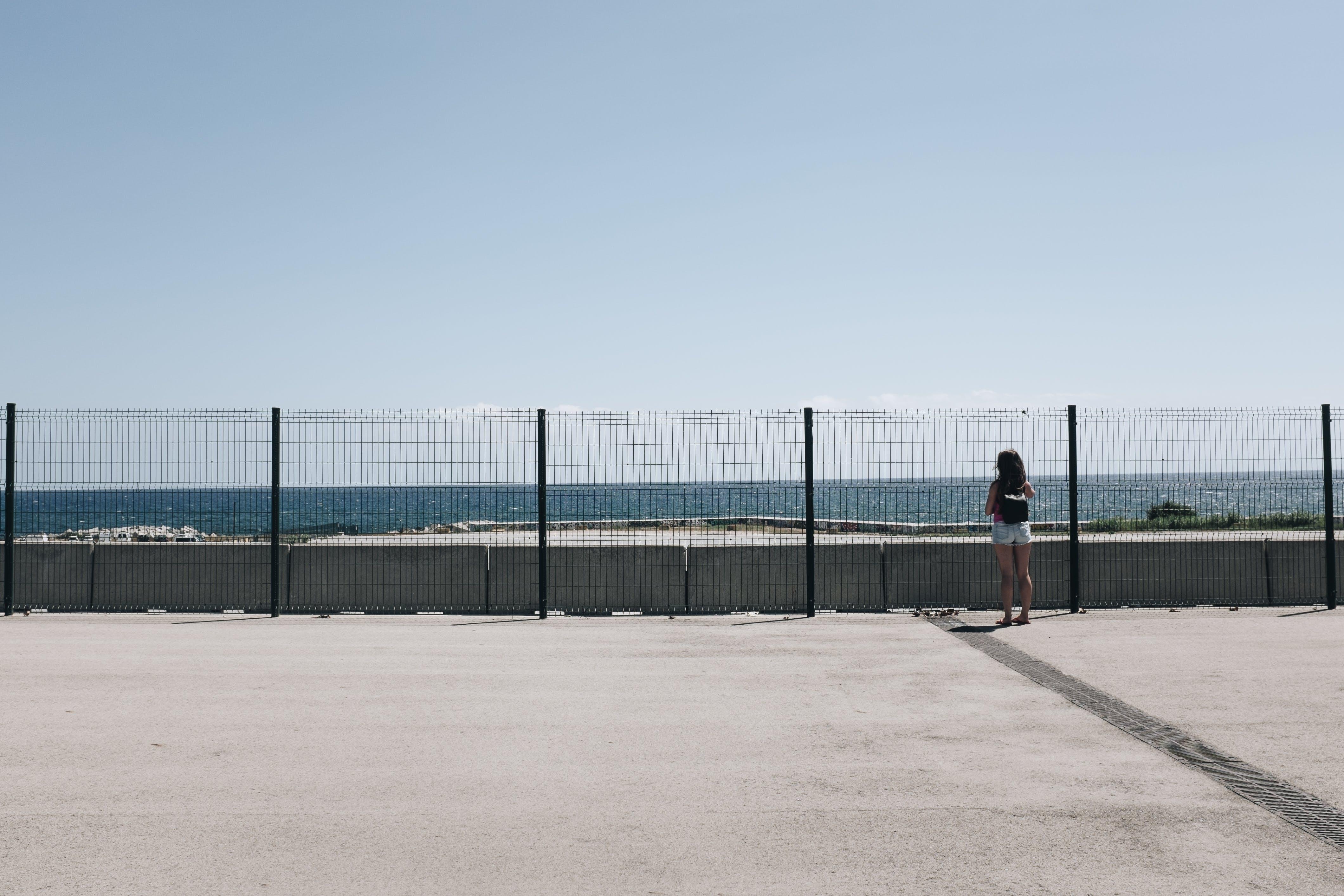 Základová fotografie zdarma na téma horizont, krajina, modrá, moře