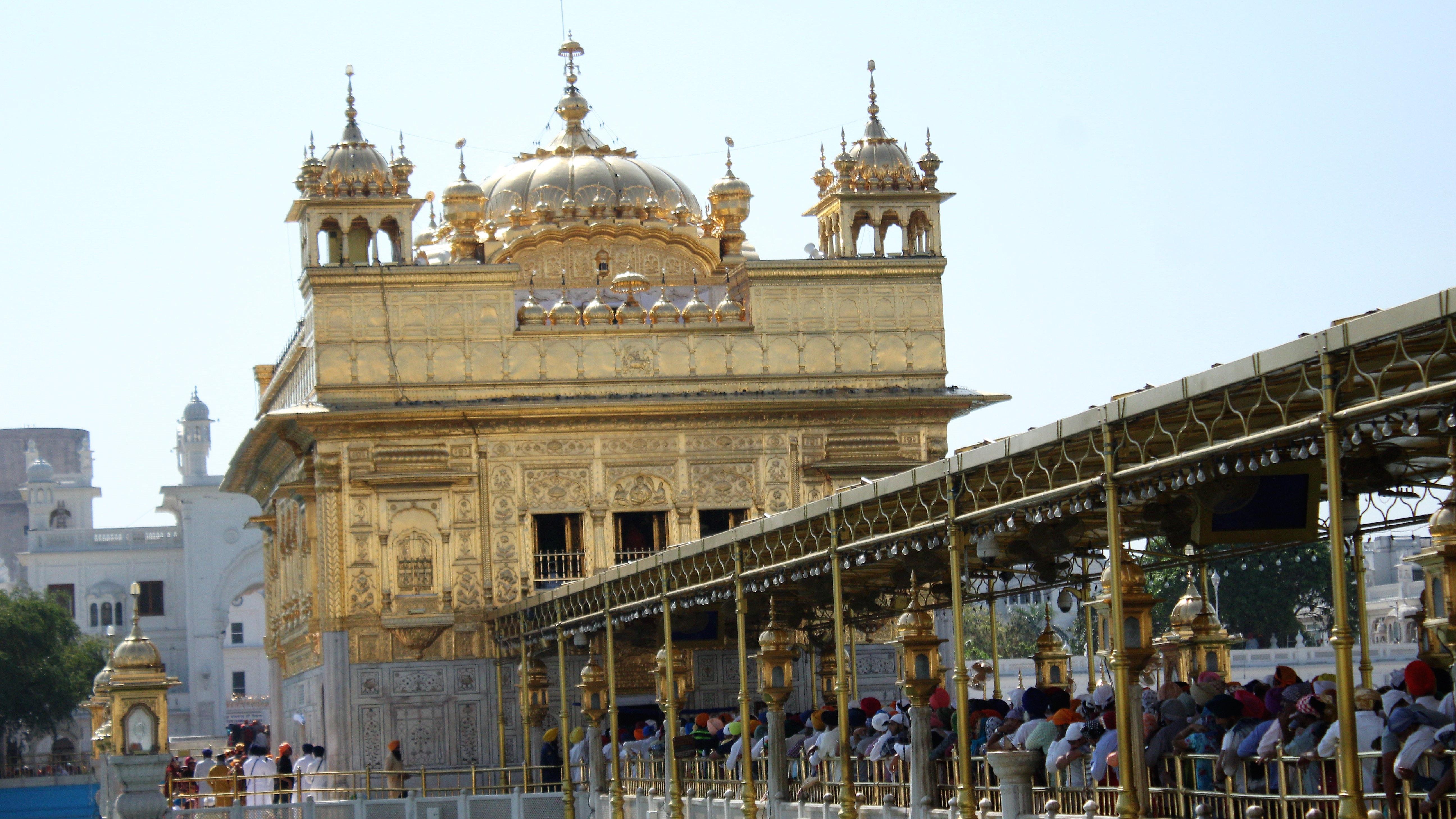 Free Stock Photo Of Amritsar Golden Abode Golden Temple