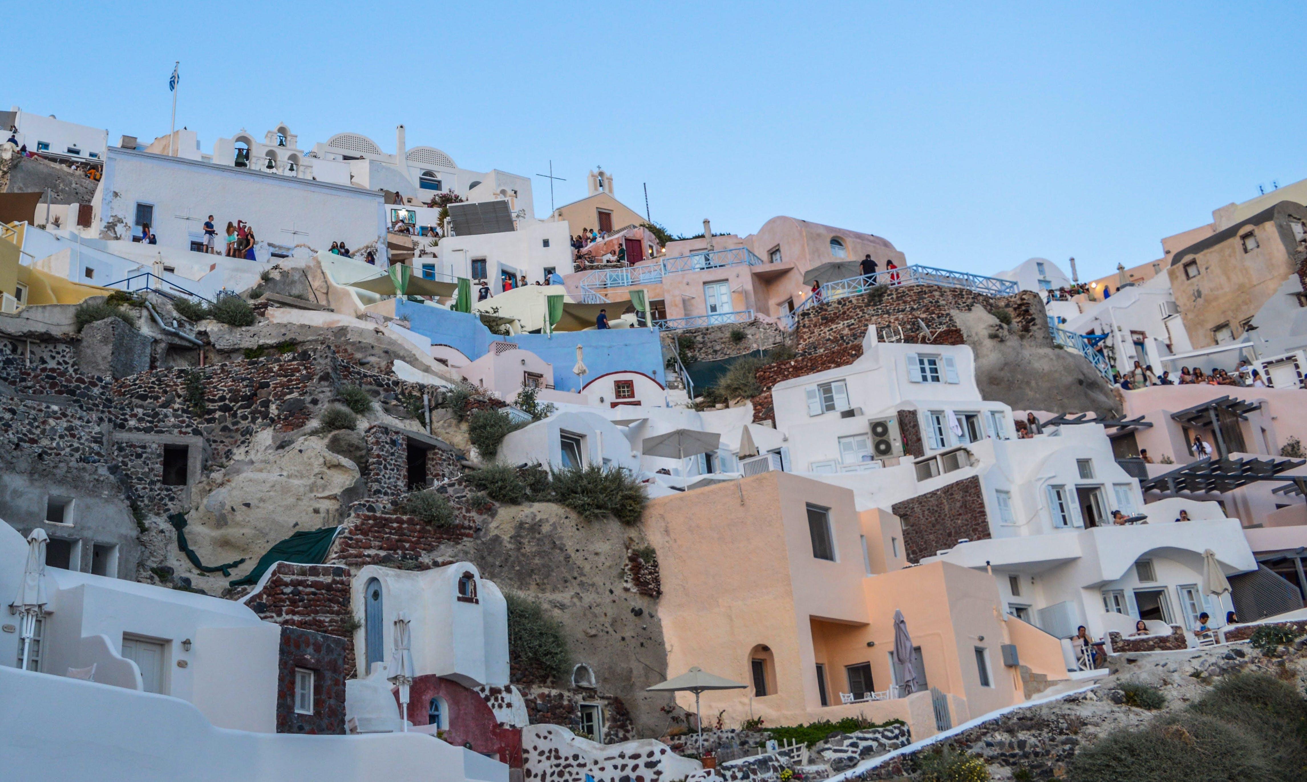 Assorted-color Concrete House Lot