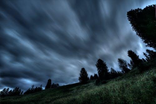 Fotobanka sbezplatnými fotkami na tému hmla, hora, krajina, ľahký