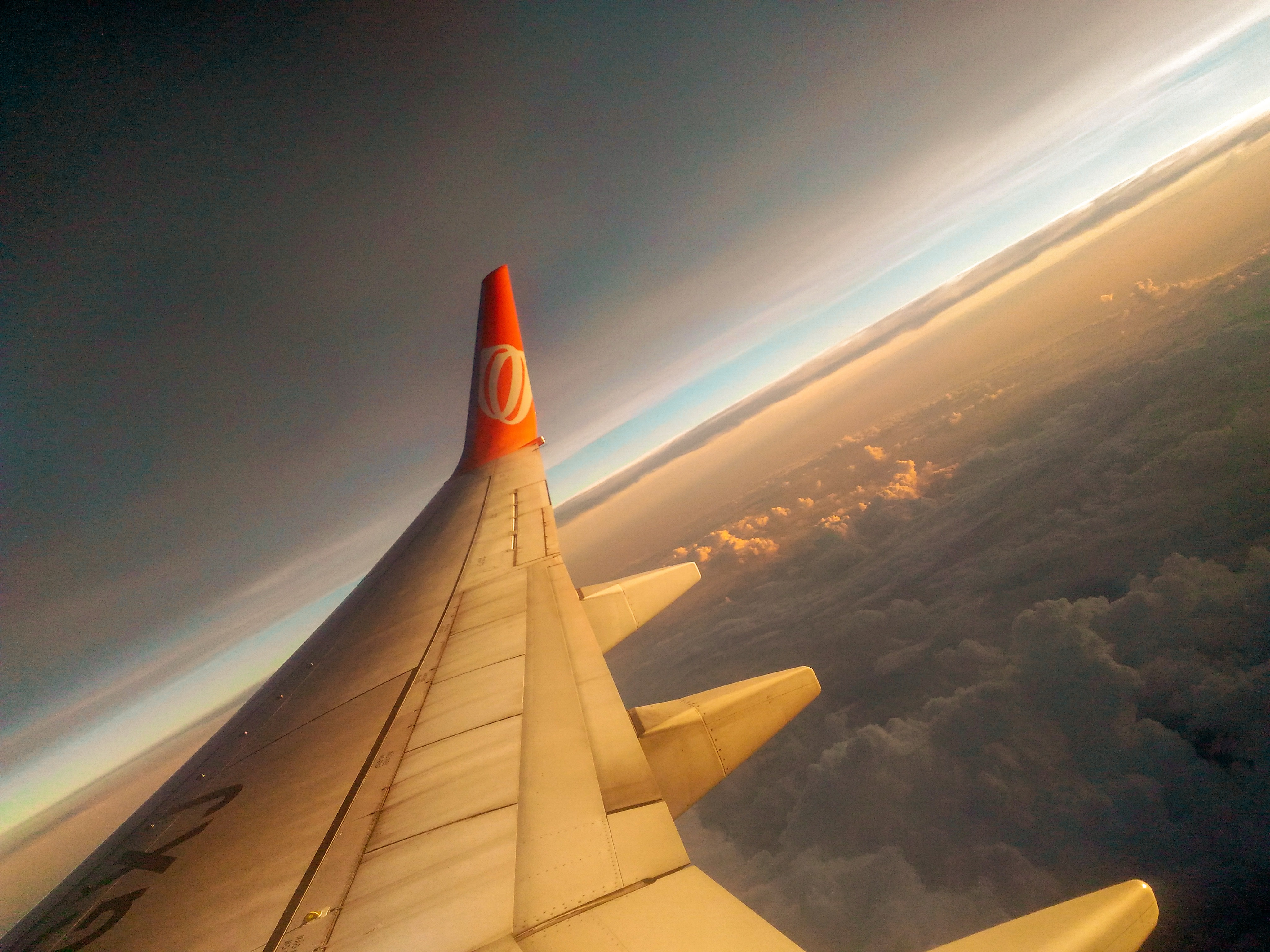 Free stock photo of aircraft, aircraft wing, airplane