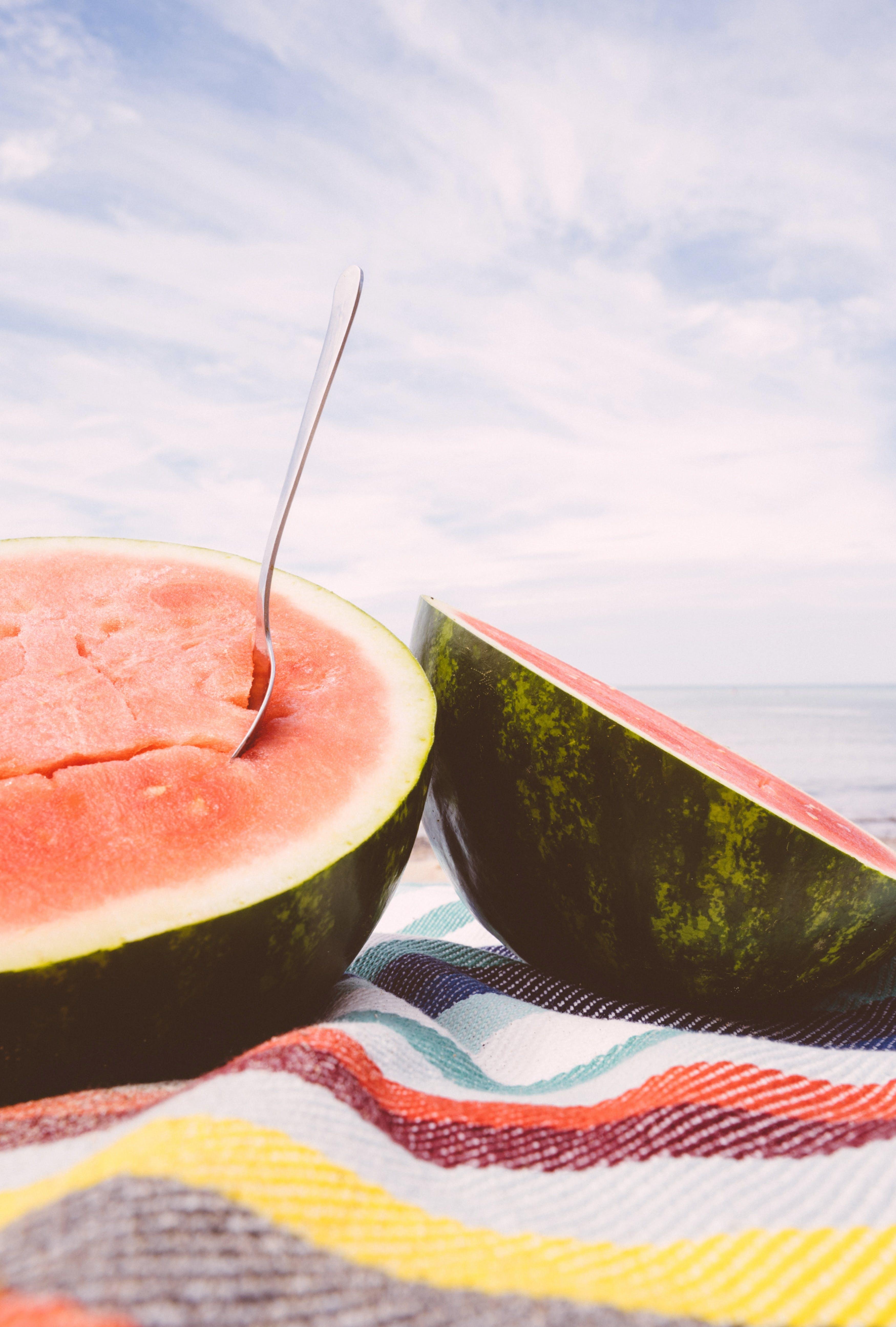 Photo of Sliced Watermelon