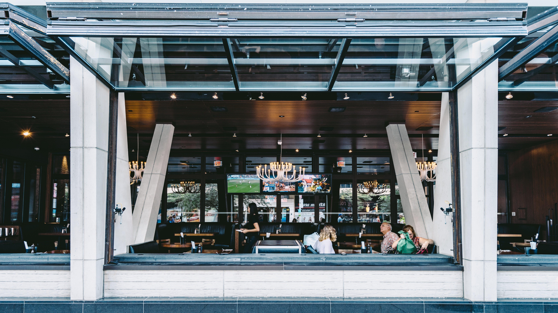 Kostenloses Stock Foto zu architektur, architekturdesign, bar, bau