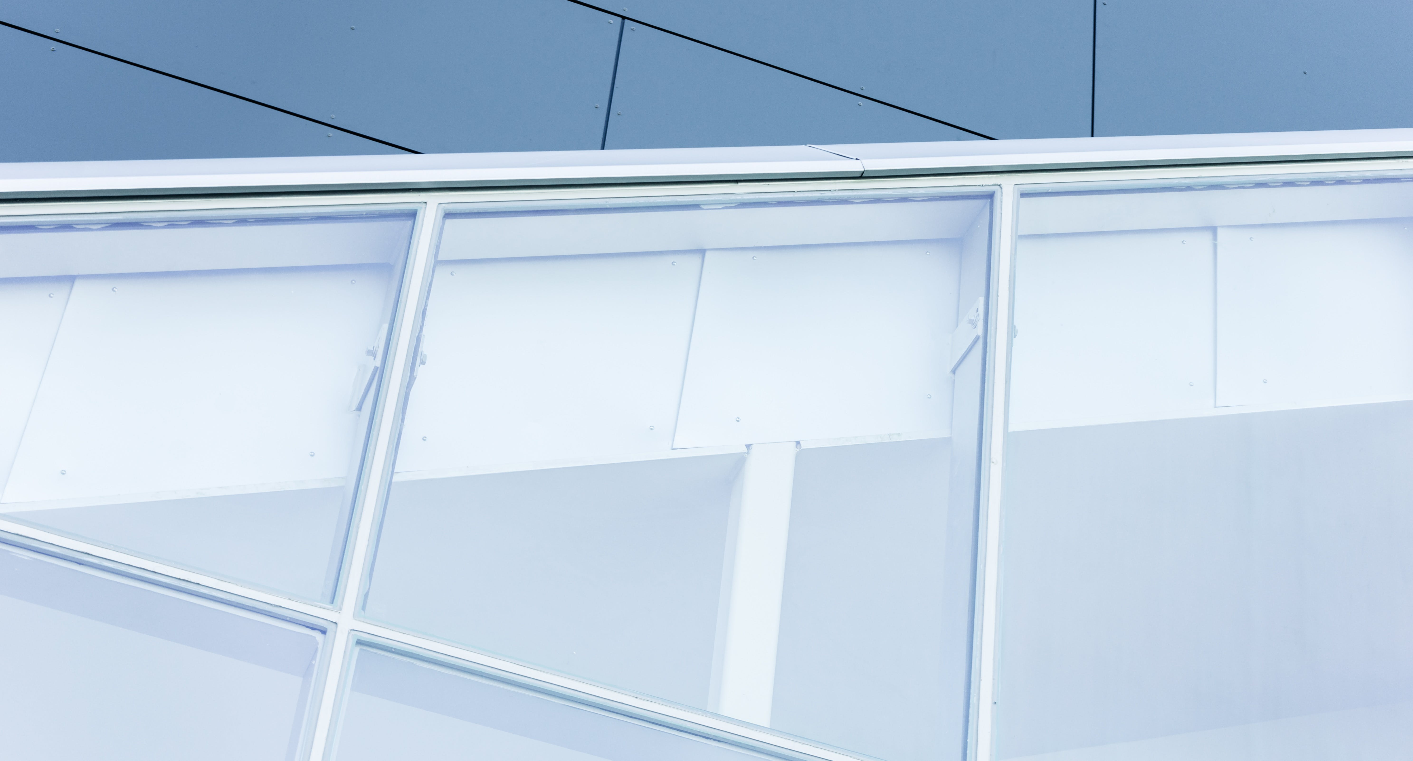 Photo of Clear Glass Window