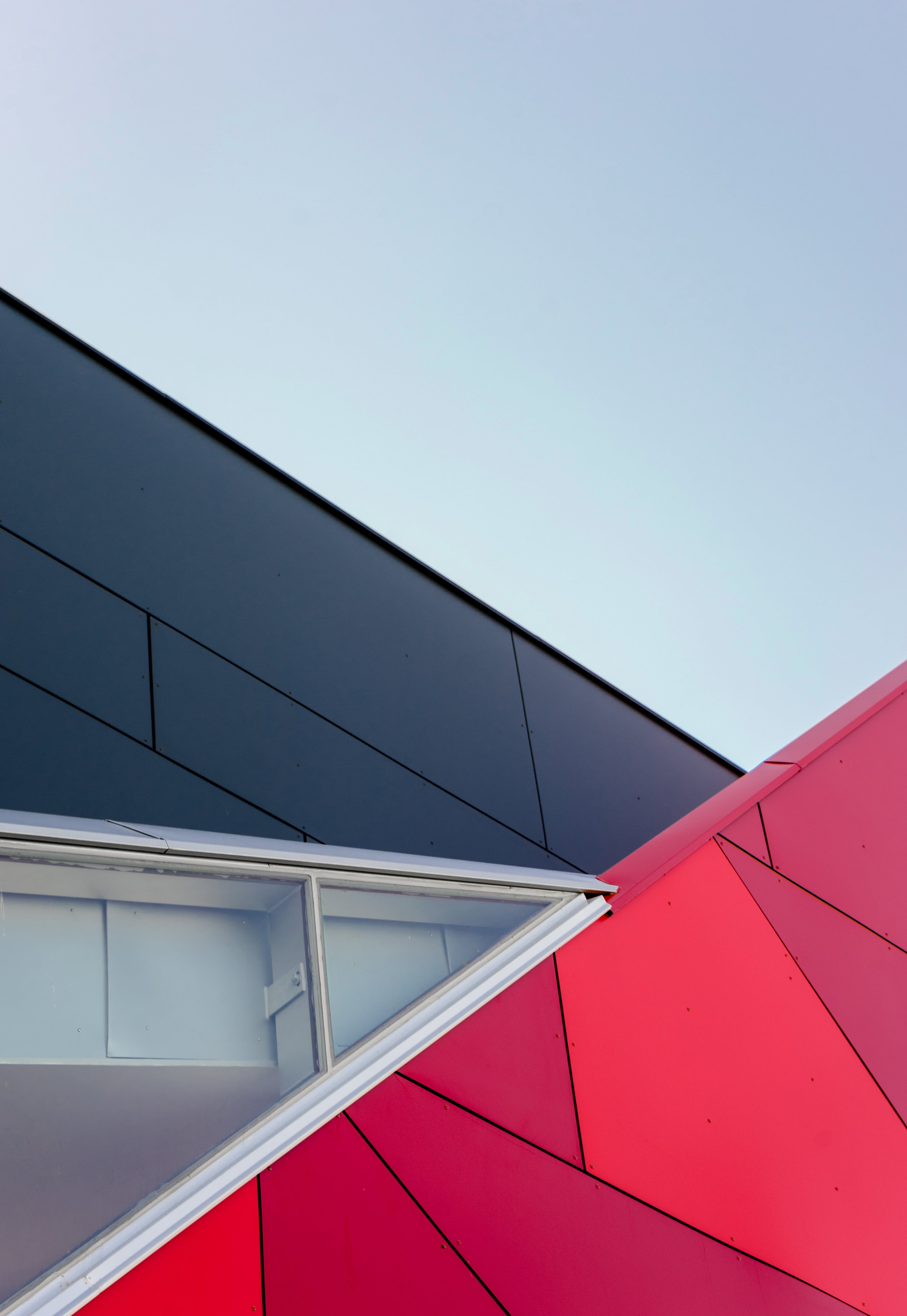 Architectural Photography of Roofings