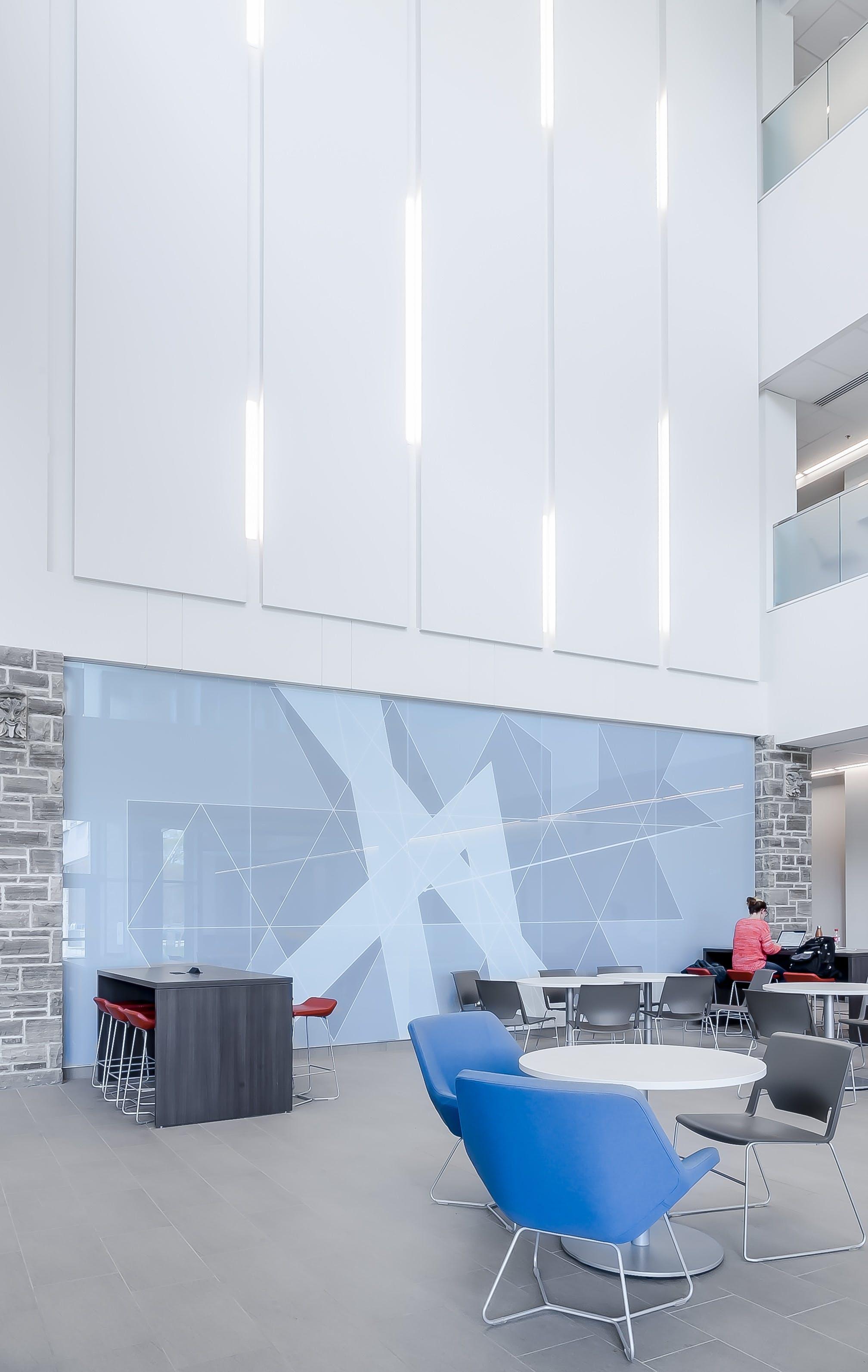 Photos gratuites de architectural, Bâtiment moderne, design intérieur, meuble