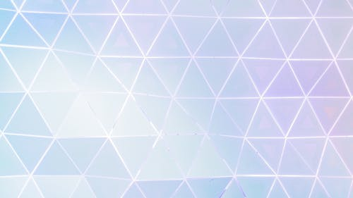 Photo of Triangle Shape Digital Wallpaper