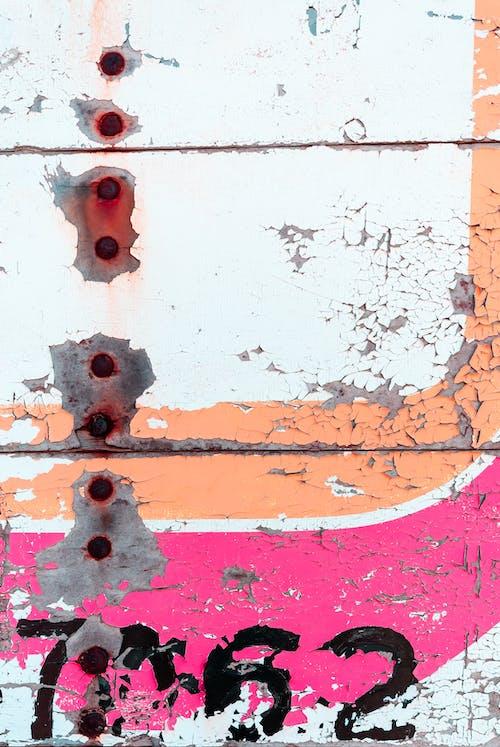 Fotobanka sbezplatnými fotkami na tému abstraktná fotografia, čísla, číslo, hrdza