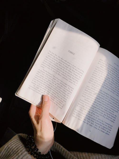 Δωρεάν στοκ φωτογραφιών με ανάγνωση, βιβλίο, εμπνευσμένες φωτογραφίες, καυκάσιος