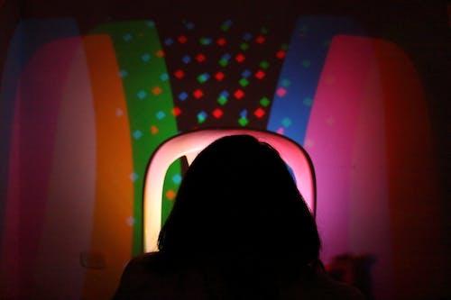 Free stock photo of colors, dark, darkness, headlight