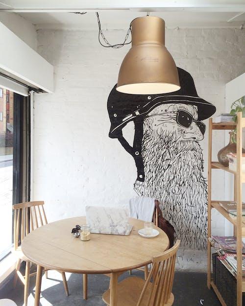 Foto d'estoc gratuïta de apartament, cadira, contemporani, dins