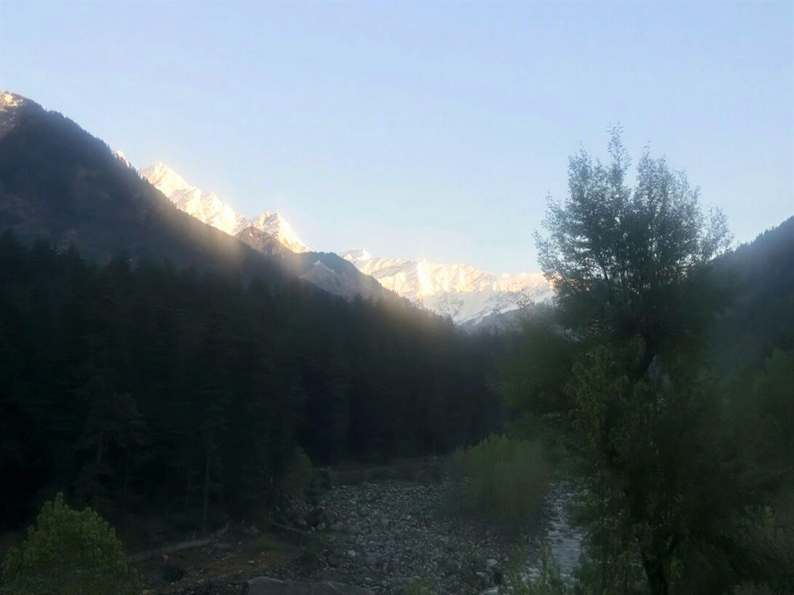 Free stock photo of himalaya, mountain