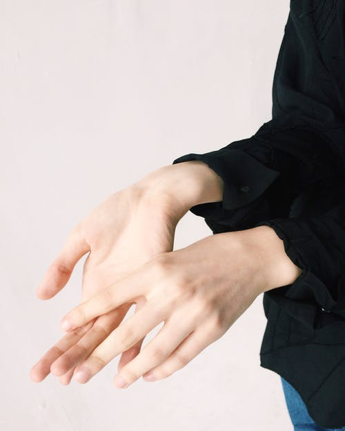 Vrouw Hand
