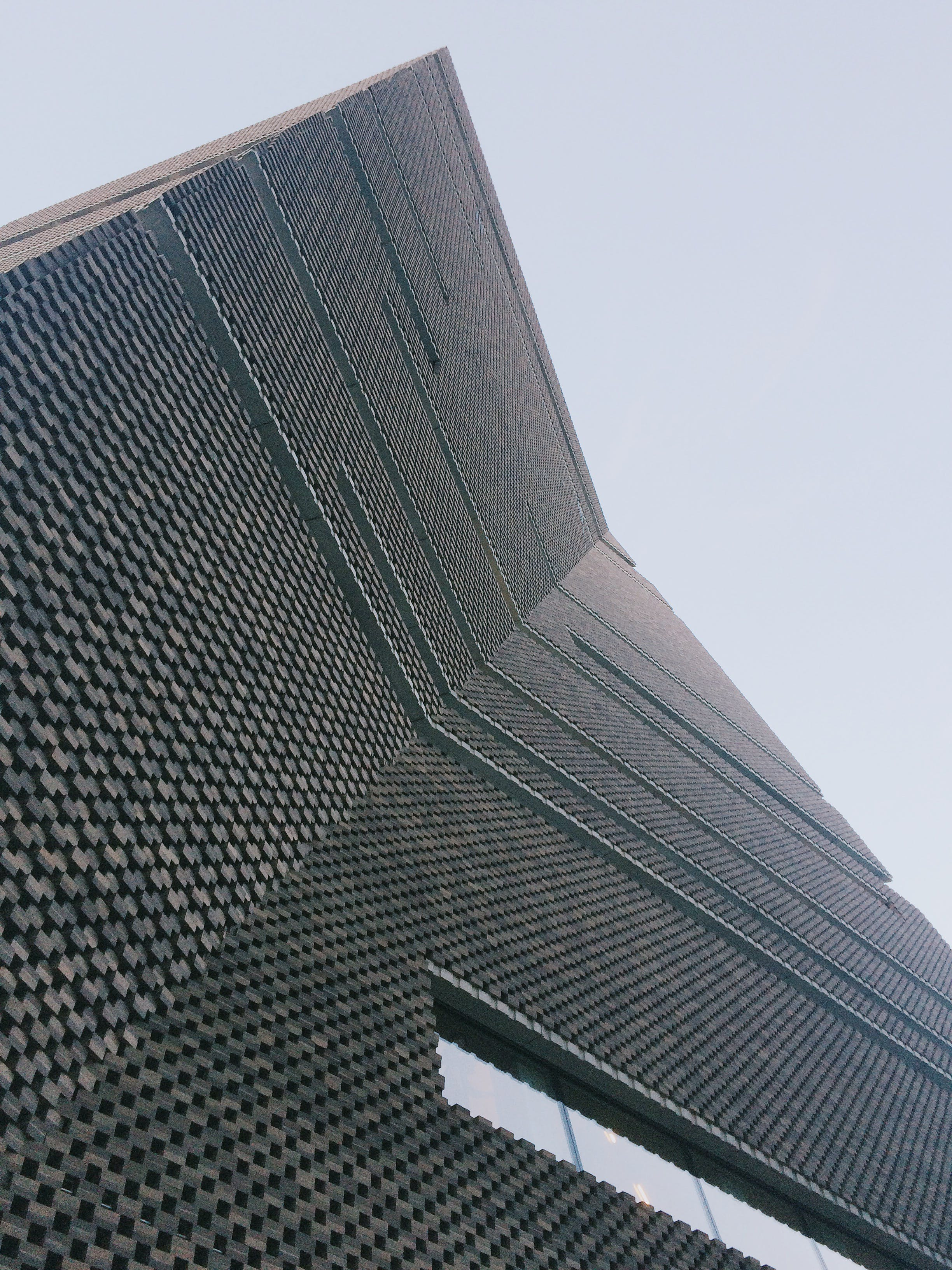 Low Angle Photo of Black High Rise Building