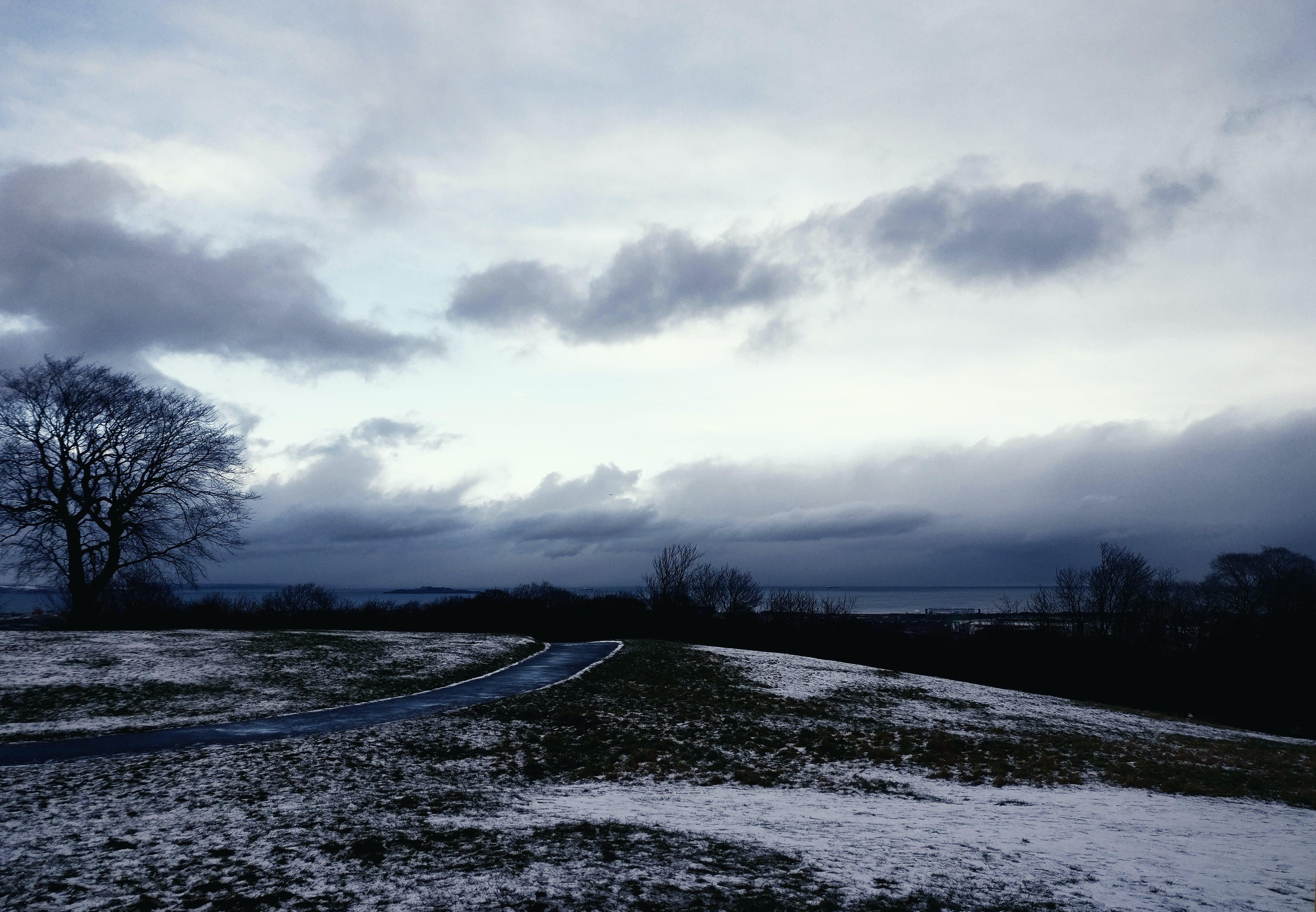 Free stock photo of calton hill, dull evening, evening, gloomy