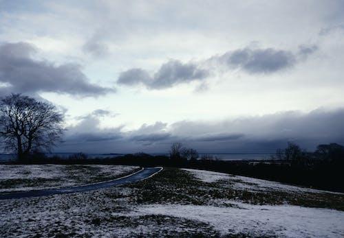 Imagine de stoc gratuită din deal, dealul calton, seară, seara tâmpită