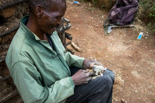 Free stock photo of africa, art, craft, man
