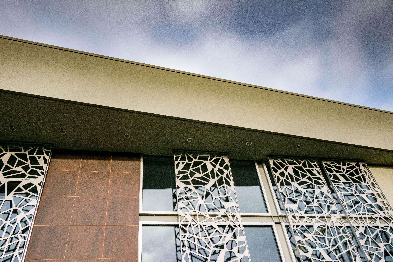 Foto d'estoc gratuïta de arquitectura, contemporani, disseny arquitectònic, edifici