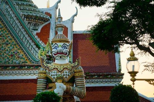 Ilmainen kuvapankkikuva tunnisteilla arkkitehtuuri, Bangkok, buddha, hengellisyys
