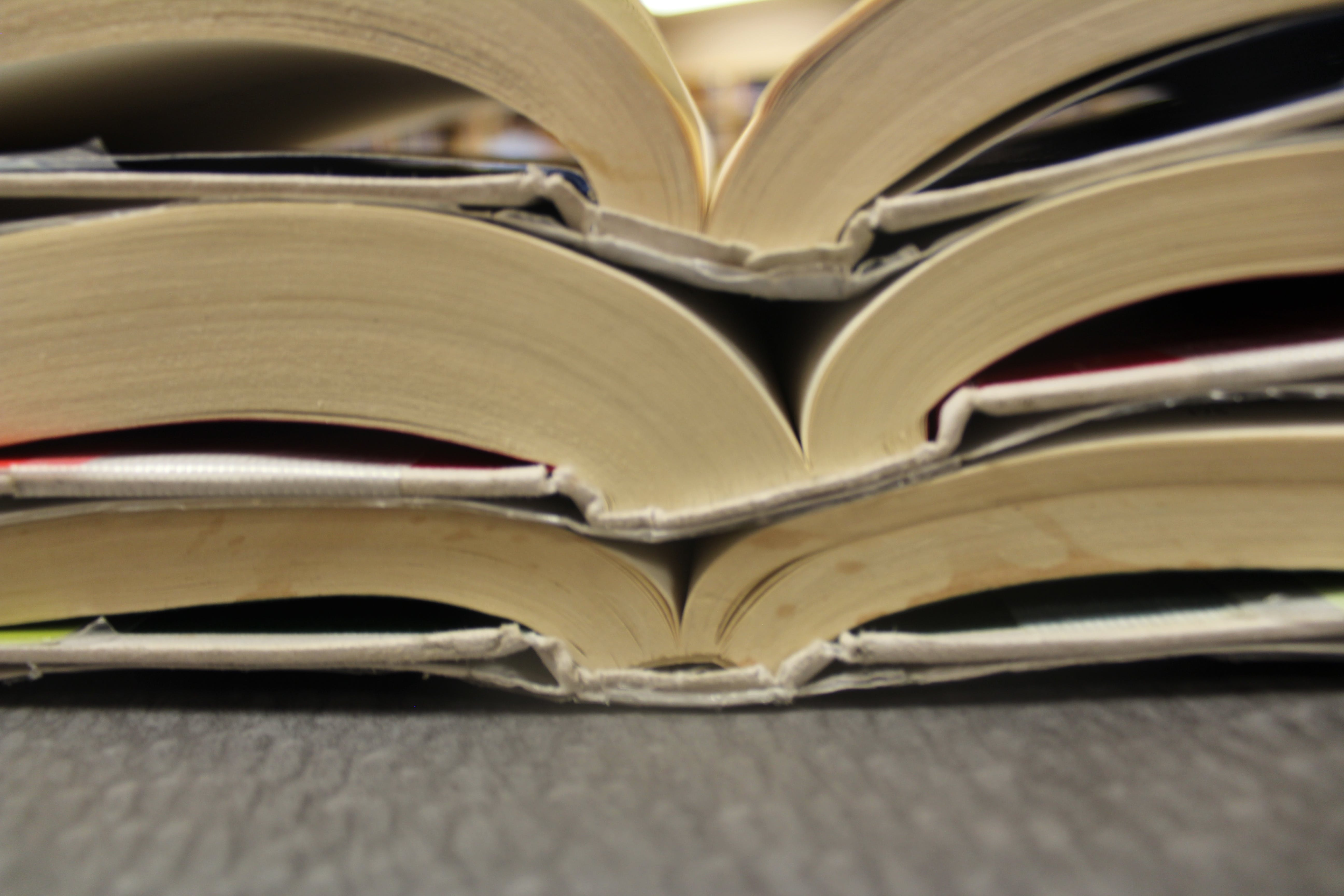 Free stock photo of book, book bindings, book pages, book series