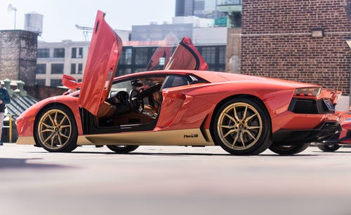 คลังภาพถ่ายฟรี ของ aventador, รถ, รถยนต์