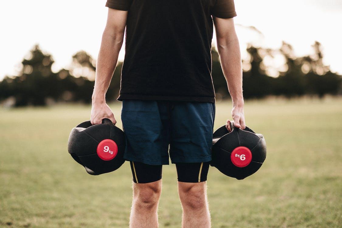 Gratis lagerfoto af aktiv, bodybuilding, fitness