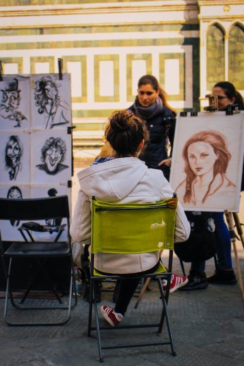 Kostnadsfri bild av festival, konst, kvinna, människor