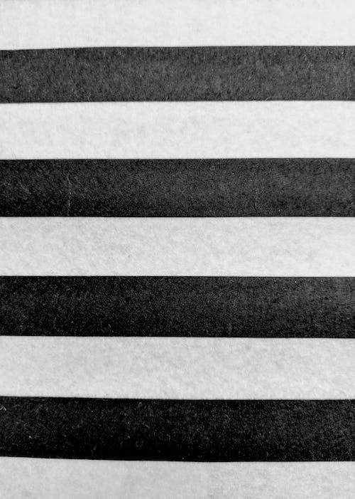 Immagine gratuita di bianco e nero, strisce, strisce bianche e nere, strisce di sfondo