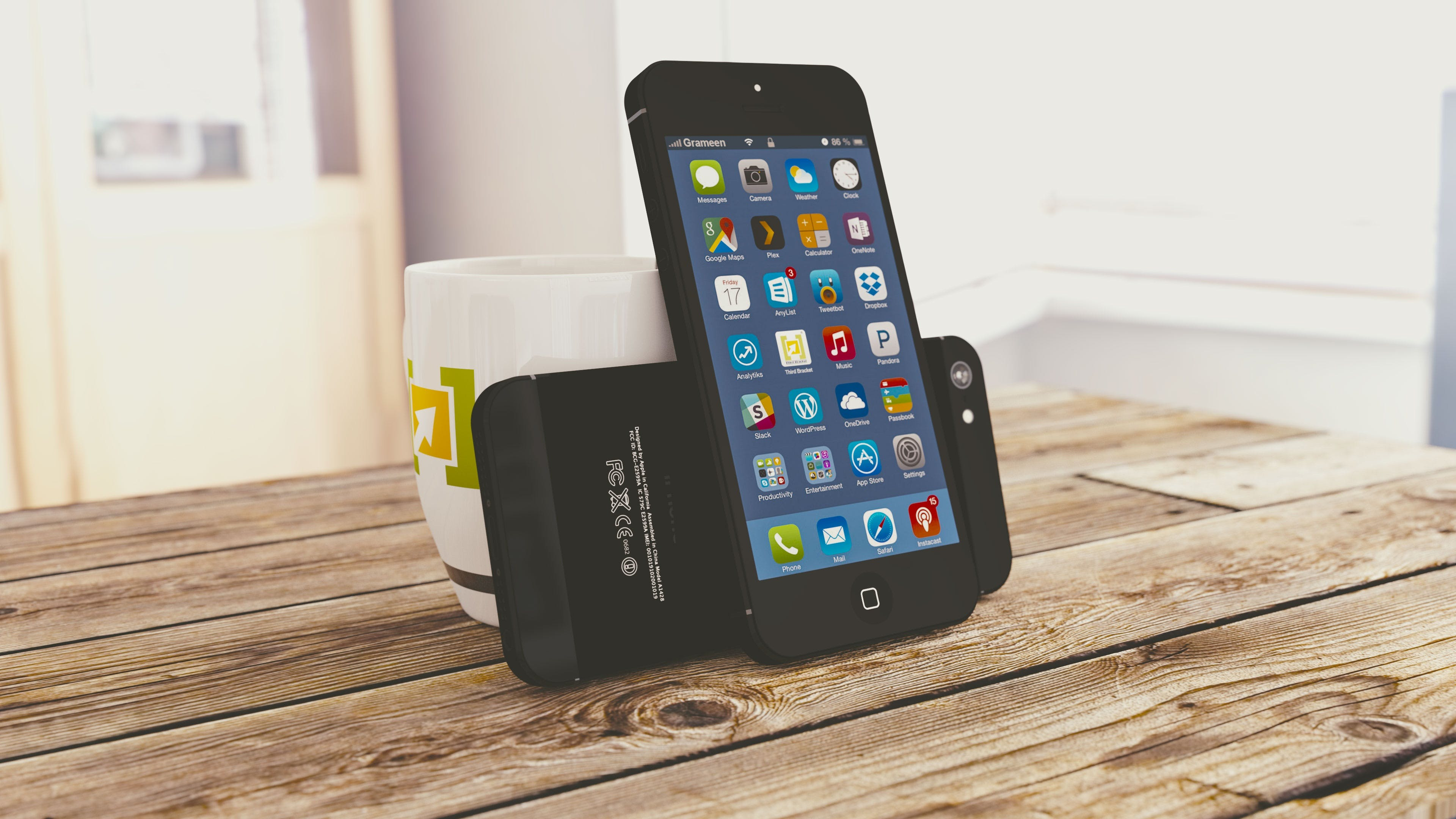 Kostenloses Stock Foto zu dritte träger, iphone, iphone 6, mobil