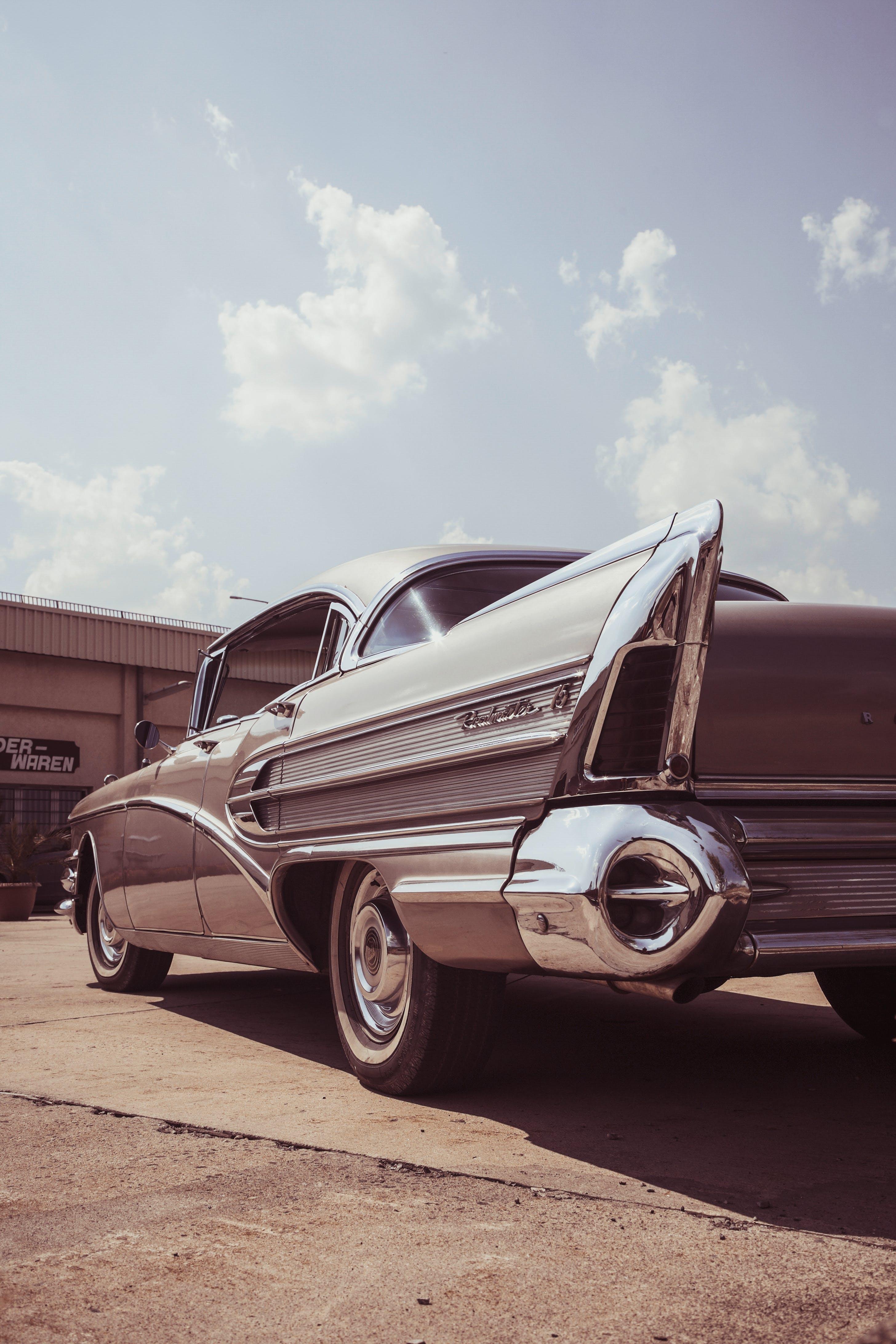 Fotos de stock gratuitas de antiguo, automotor, automóvil, buick
