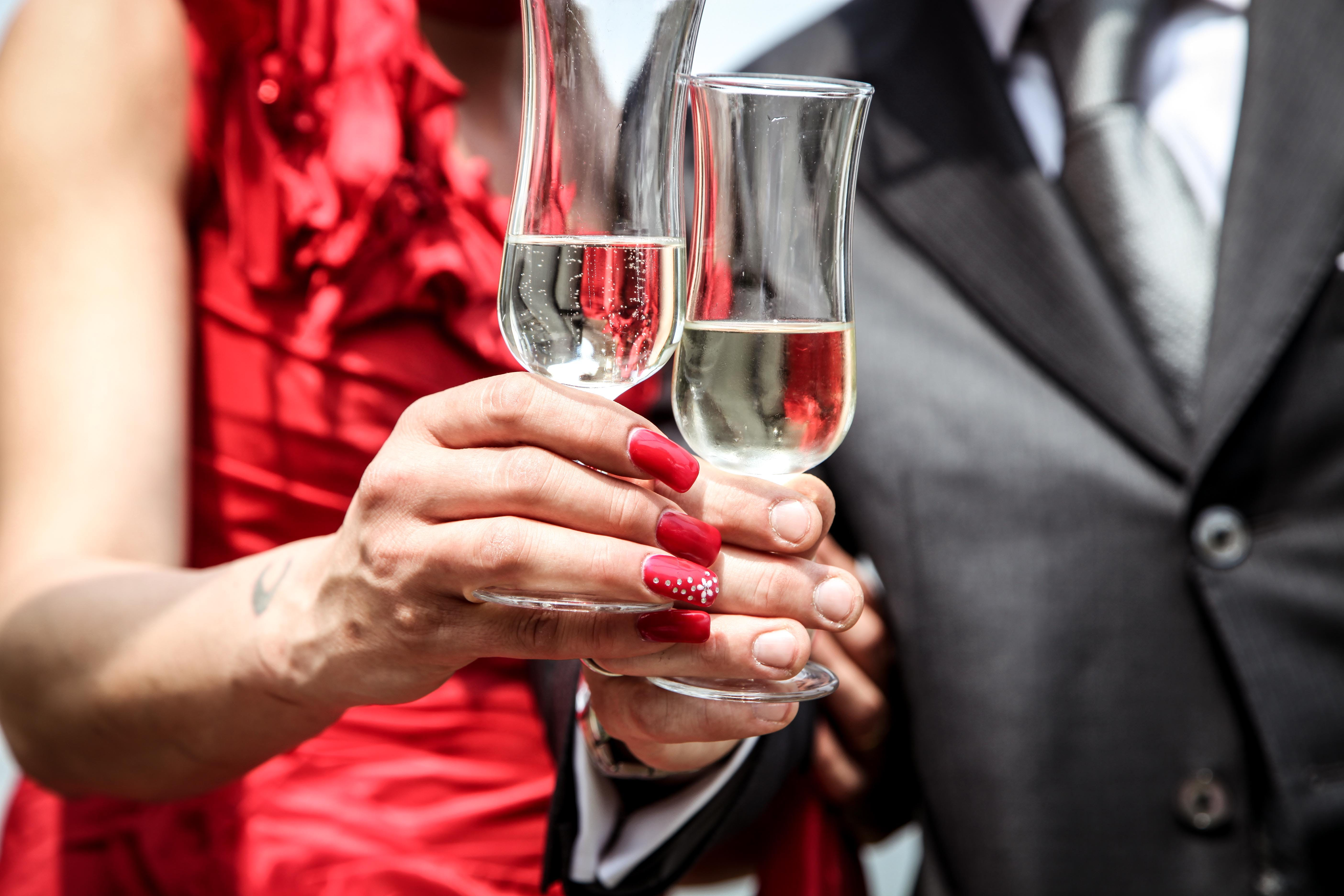 Free stock photo of ceremony, champagne, cheers, clink glasses