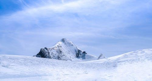 Kostenloses Stock Foto zu berg, einfrieren, gefroren, gipfel