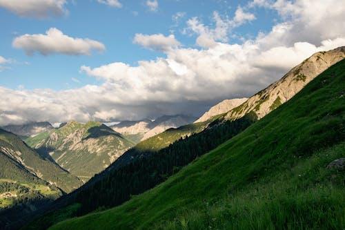 Foto stok gratis Austria, batu, bukit, gunung