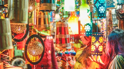 Assorted Pendant Lanterns