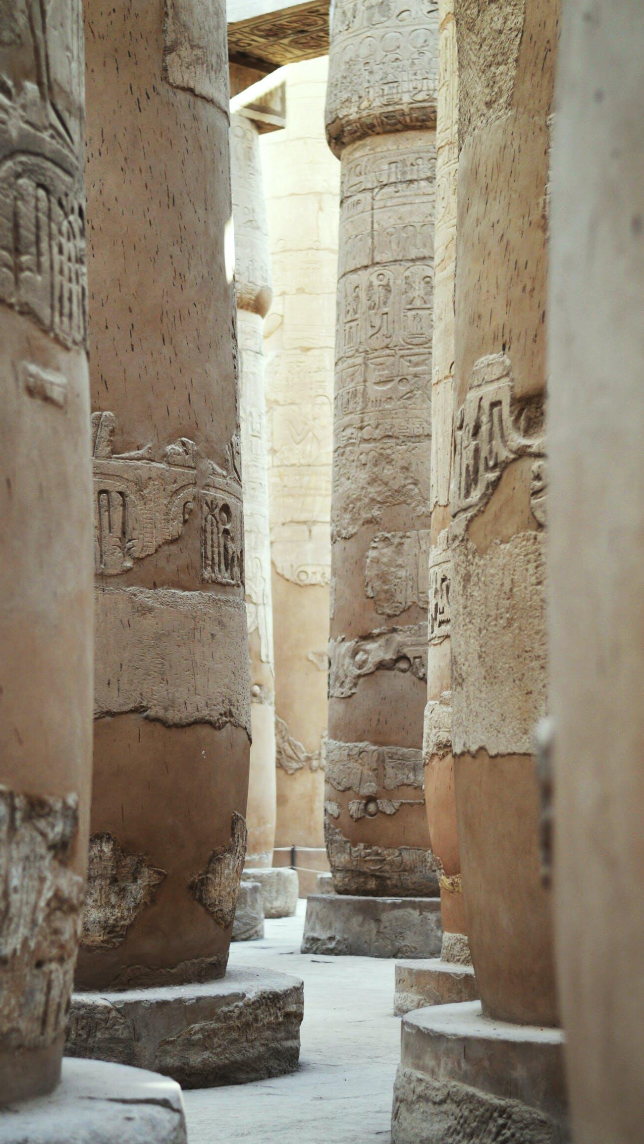 Free stock photo of africa, egypt, egyptian, luxor