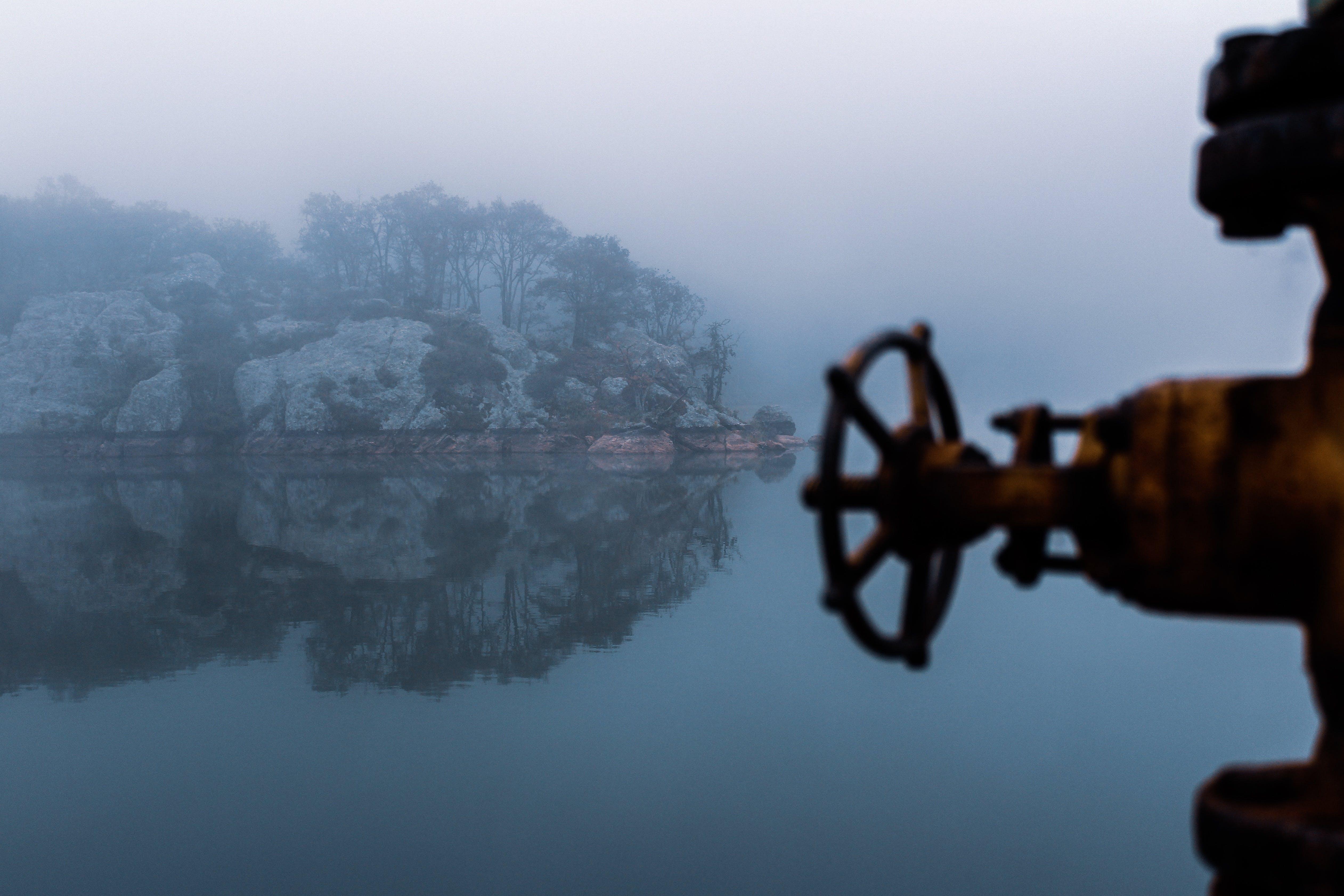 Kostnadsfri bild av berg, dagsljus, dimma, dimmig