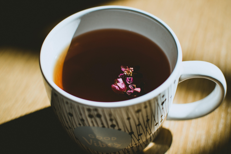 Photo of Mug Filled with Tea