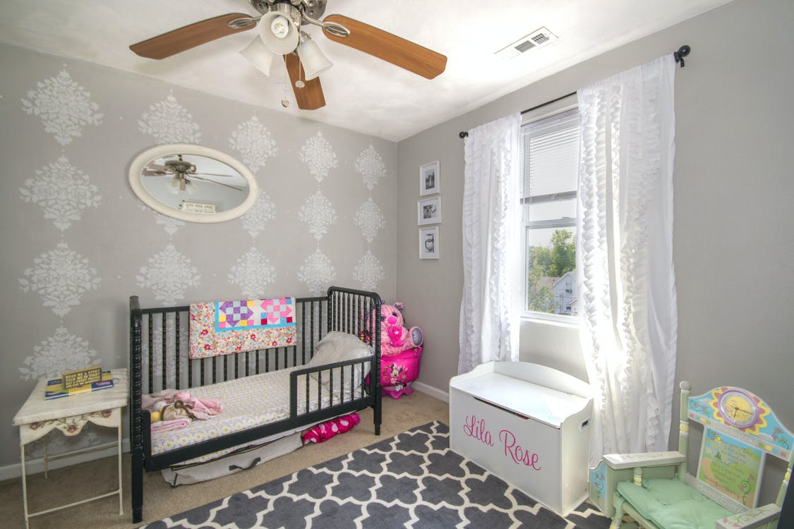 Photo of Girl's Bedroom
