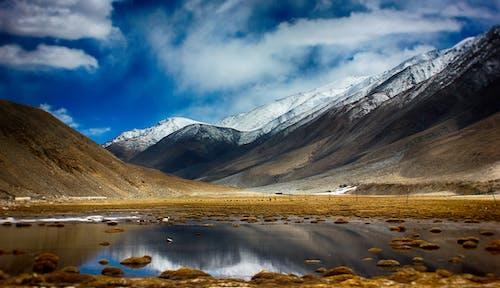 경치, 경치가 좋은, 골짜기, 구름의 무료 스톡 사진