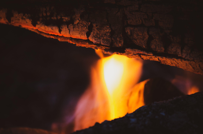 Free stock photo of bonfire, burnt, campfire, fire