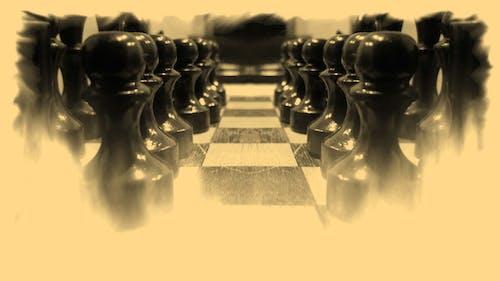 Foto d'estoc gratuïta de escacs