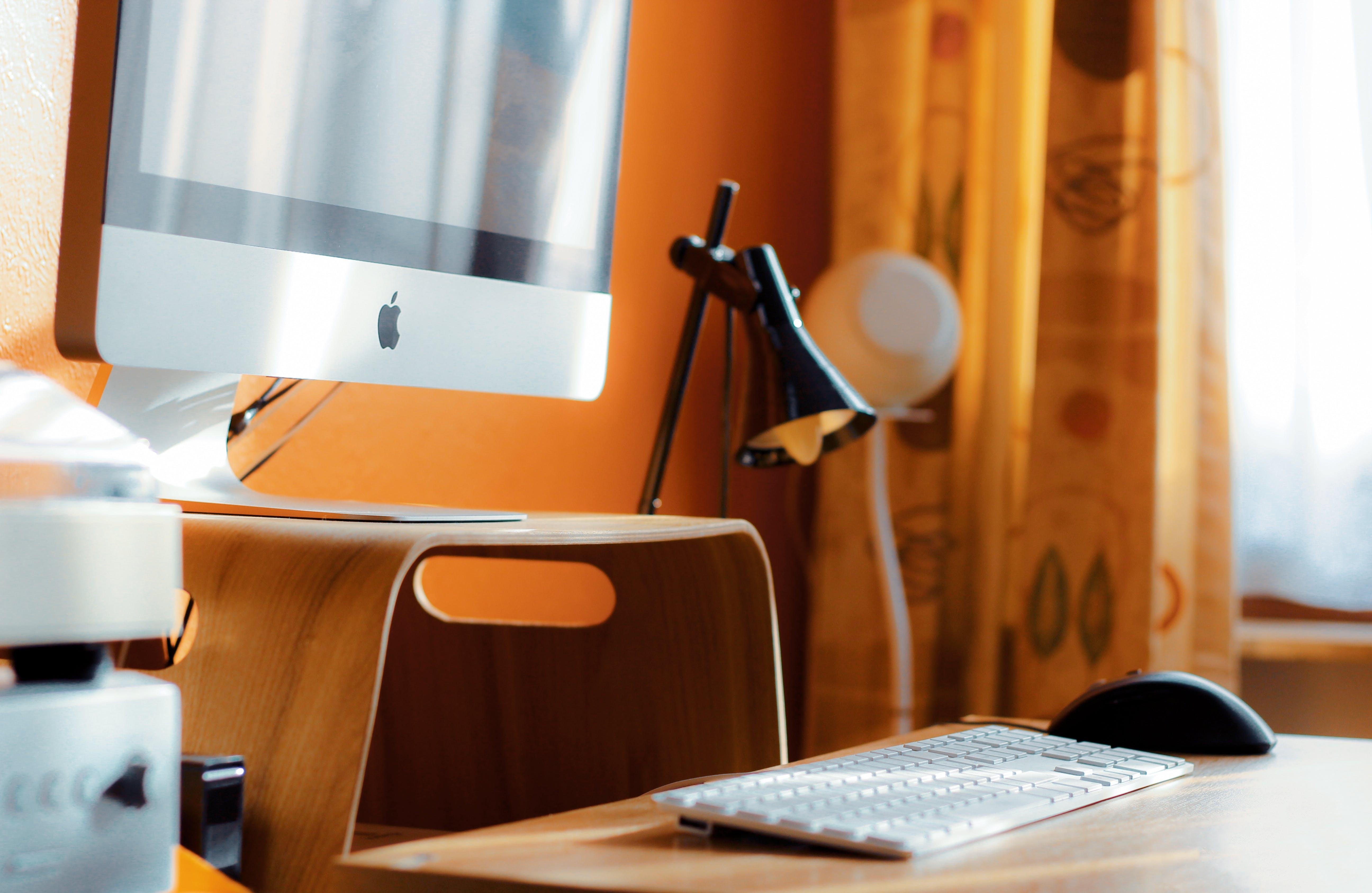 iMac, mac, ぼかし