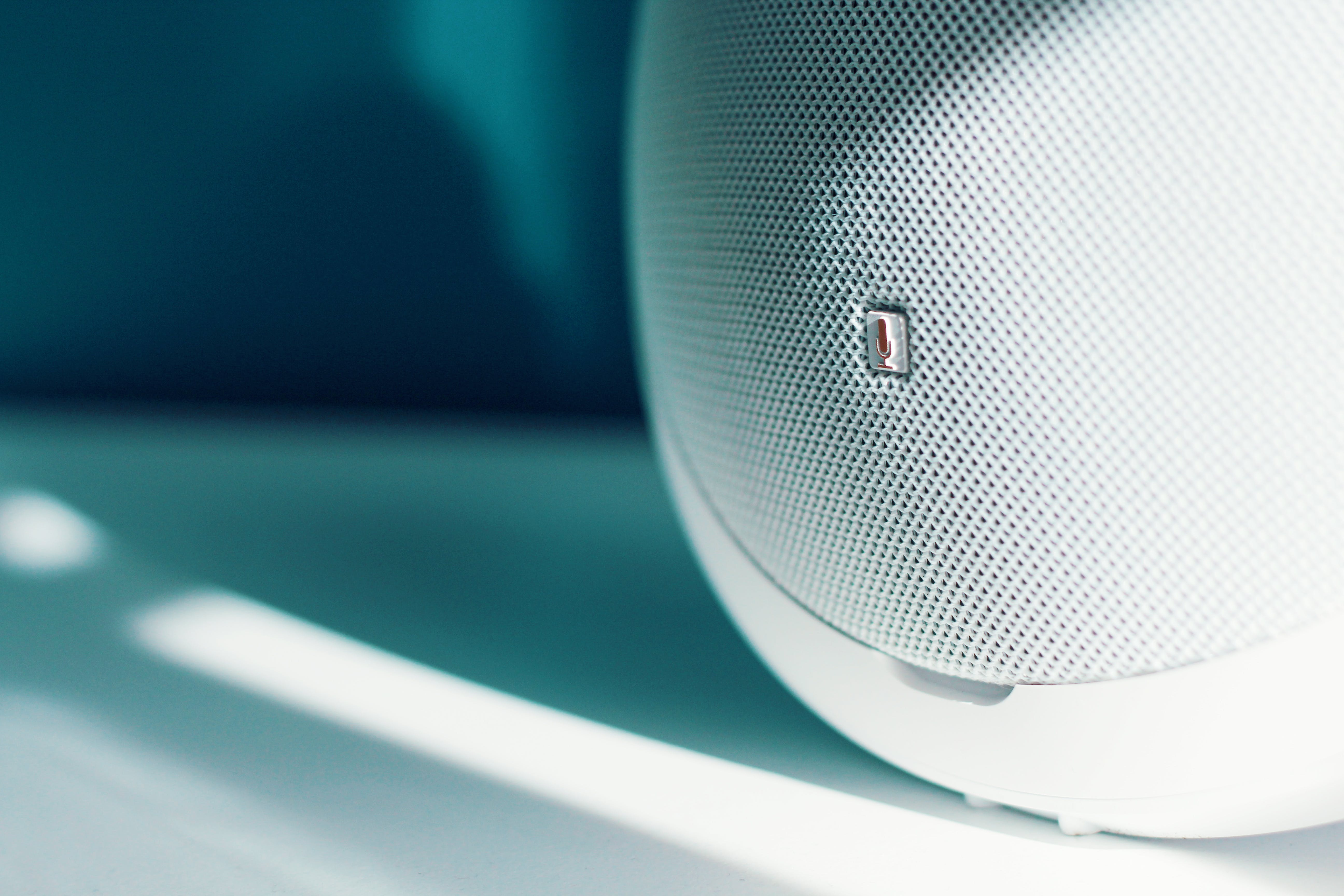 Close-up Photography of Speaker