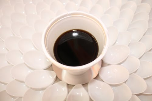 Free stock photo of black coffee, center, coffee, coffee cup