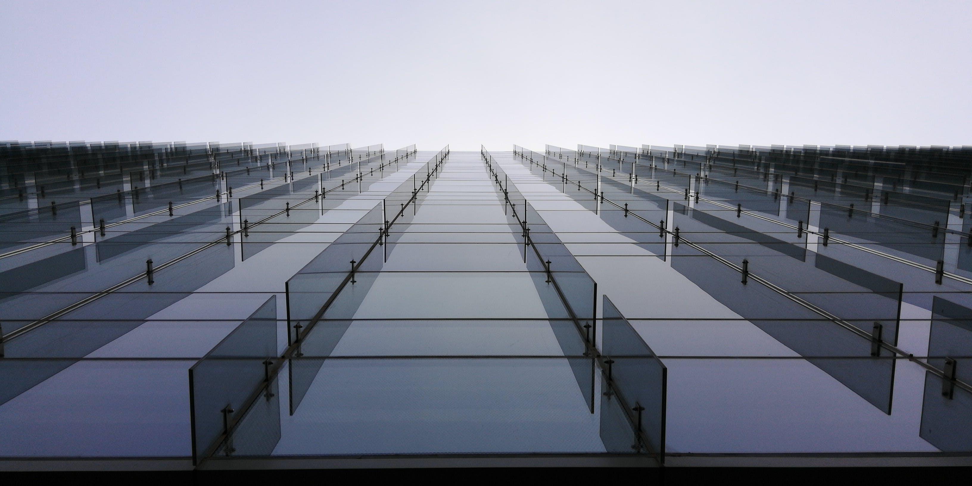 architektura, budova, denní světlo